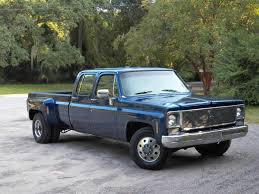 find used 1976 chevrolet c30 1 ton 3500 crew cab dually long