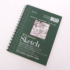 strathmore 60 recycled sketchbook 100 sheets