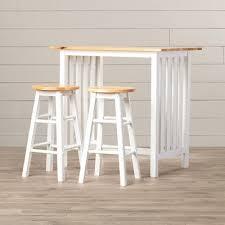 counter height pub table amazon com sigrid 3 piece counter height pub table set by august