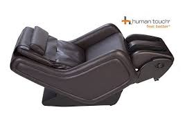 human touch zg40 massage chair recliner havertys