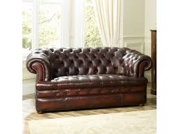 Small Leather Sofas 18 Chesterfield Leather Sofas Carehouse Info