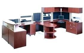 computer desk monitor lift two person desk facing each other 2 person desks monitor lift