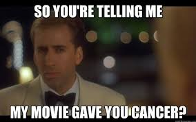 So You Re Telling Me Meme - 7 he made a movie the funniest nicolas cage memes complex