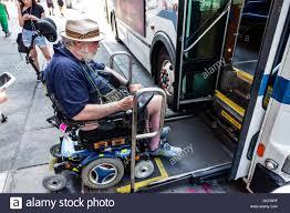 manhattan new york city nyc ny chelsea mta bus stop public stock