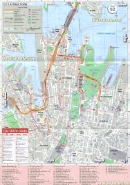 free maps and driving directions sydney map free car driving directions route to explore most