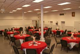 banquet halls for rent rental middlesex township volunteer company