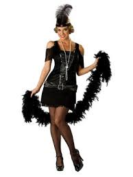 Flapper Halloween Costume Womens Flapper Costume Roaring 20s Costumes Halloween