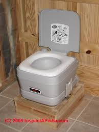 How To Use Bidet Toilet Guide To Portable Chemical Toilets How To Use Clean Empty And
