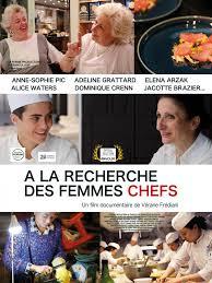 recherche chef de cuisine a la recherche des femmes chefs 2016 allociné