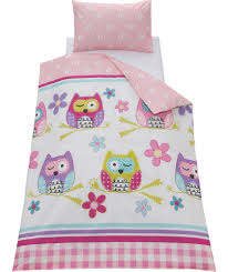 Argos Patio Furniture Covers - buy chad valley owl duvet cover set toddler at argos co uk
