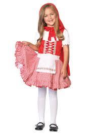 girls li u0027l miss red riding hood costume