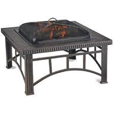 endless summer steel wood burning fire pit table u0026 reviews wayfair