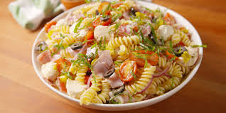 salad pasta easy italian pasta salad recipe how to make classic italian pasta
