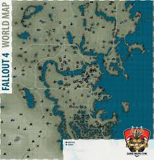 Dogmeat Fallout 3 Location On Map by Grandtheftotto Fallout 4