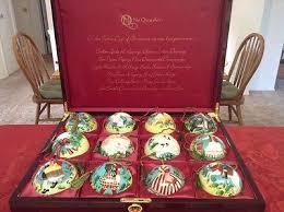 12 days of christmas ornaments ne qwa 12 days of christmas ornament susan winget