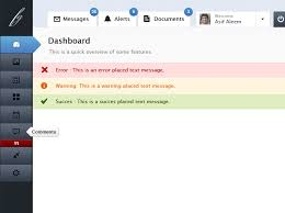 admin panel template html uicloud
