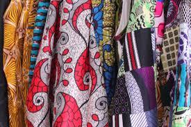 this designer combines african fabrics with paris couture public
