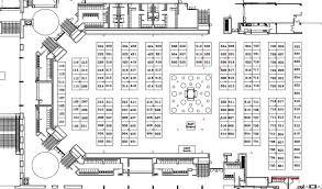 east conference 09 u003e convention center floor plan u0026 menu
