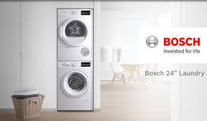 Propane Clothes Dryers Bosch Wtg86401uc 24 Inch Ventless Electric Dryer With Double Lint
