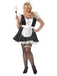 une femme de chambre costume de la femme de chambre deguisement femme de menage chez