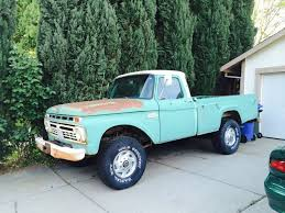 1966 f250 4x4 front end swap ford truck enthusiasts forums