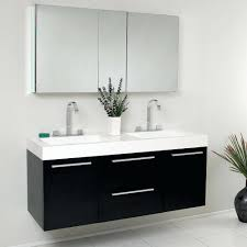 48 Inch Medicine Cabinet by Sinks Black Glass Vanity Basin Double Sink Top Cabinet Vessel