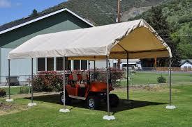 Large Awning Carports Car Tent Cover Carport Ideas Awning Fabric Patio Canopy