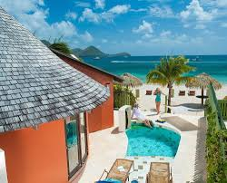 sandals grande st lucian spa u0026 beach resort all inclusive cap