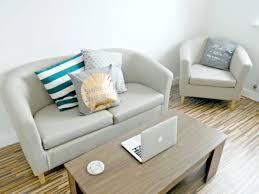 Tub Sofa Leather Living Room Tour Seek My Scribbles