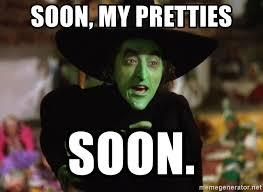 Meme Generator Brace Yourself - my pretties wicked witch meme pretties best of the funny meme