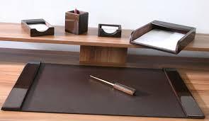 set de bureau fantaisie parure de bureau bordeaux accessoires à thèmes parures de bureau