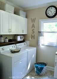washer and dryer cover ups an easy diy to hide your ugly washer hookups worthing court