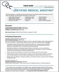 resume templates for medical assistants cover letter exles for resume medical assistant cover letter