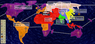 10 Revealing Maps Of Religion In Europe Churchpop by Religion Map New York City Metro Map Cal Poly Campus Map