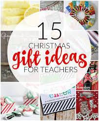 25 incredible teacher christmas gift ideas