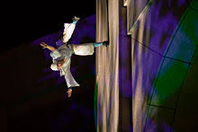 Curtain Dancing Aerial Dance Wikipedia