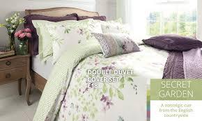 Dunelm Mill Nursery Curtains by Bedroom Secret Garden Dunelm