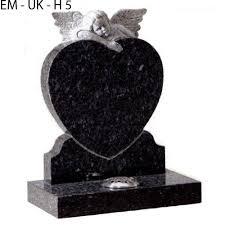 cost of headstones granite heart headstones uk