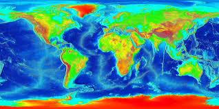 Printable World Map Printable World Map Elevation Wik World U2022 Mappery