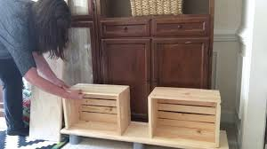 how to build a bench in 1 minute youtube