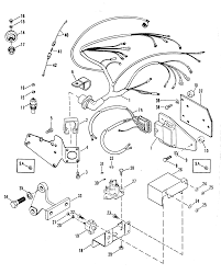 mercruiser distributor wiring wiring diagrams