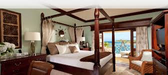 sandals royal plantation prime minister suites if desired a connecting door can add a large second bedroom turning each into a magnificently large two bedroom suite