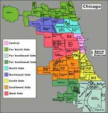 chicago map bad areas south side chicago
