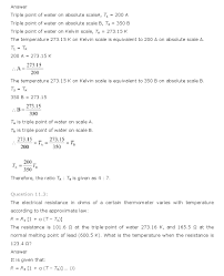 ncert solutions for class 11th physics chapter 11 u2013 thermal