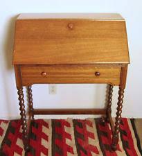 Ladies Secretary Desk Small Antique Desk Ebay