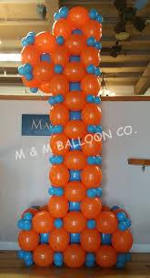 balloon delivery cincinnati ohio 253 best numero images on balloon decorations balloon