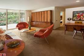 mad men furniture 13 mad men style homes you can buy now huffpost