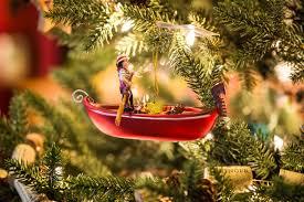 gondola ornament venice restuarant italian food