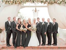 What Goes On Wedding Programs Is A Mismatched Number Of Bridesmaids And Groomsmen Okay