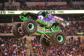 grave digger the legend monster truck monster jam coming to orlando this weekend preview pics and